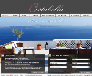 Costabella immobilier hyères