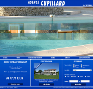Agence immobiliere roanne agence immobili re cupillard for Agence immobiliere 42