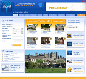 LaforetCarcassonne